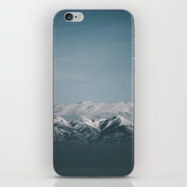 Wasatch Mountains iPhone Skin