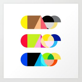 Chaos, Chaos, Chaos Art Print