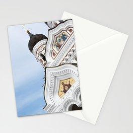 Alexander Nevsky Cathedral Tallinn, Estonia Stationery Cards