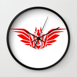 Pegasus (R/W) Wall Clock