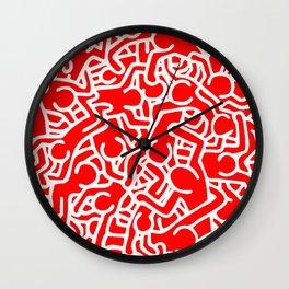 Little People Wall Clock