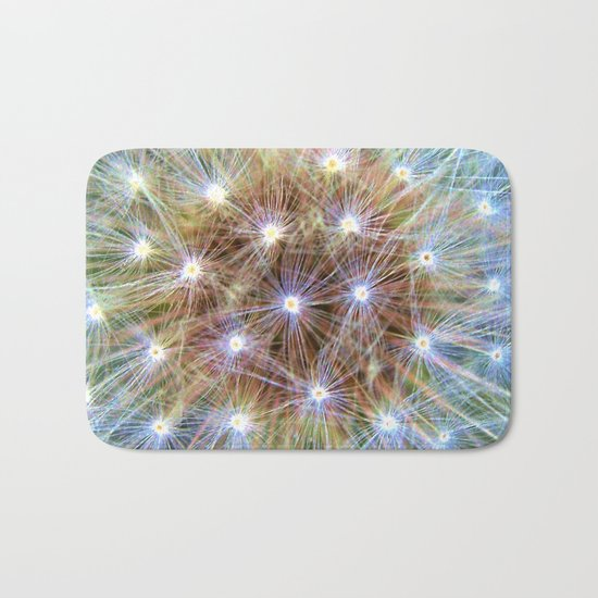 Luminous Colorful Blowball Bath Mat