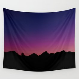 Sunset - White Pocket, Vermilion Cliffs, AZ Wall Tapestry
