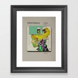Alpha/Omega Framed Art Print