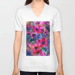 Glorious Garden Unisex V-Neck