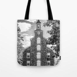 Hagley Yard of Eleutherian Mills Delaware Historic Site Powder Mill Tote Bag