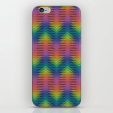 Triangular Entropy iPhone & iPod Skin
