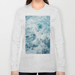 Sea Swirl Long Sleeve T-shirt