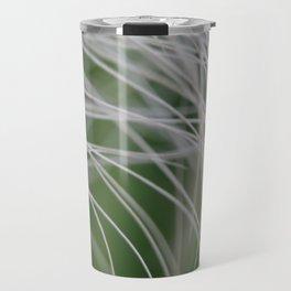Rainforest Palm Tree Leaf Close Up  Travel Mug