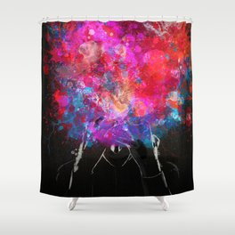 Legion Shower Curtain