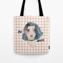 Be Uniq. Tote Bag