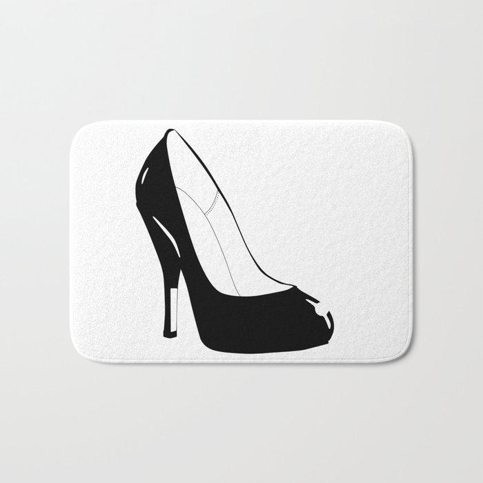 Stiletto Mat Bath Shoe Sketch Heel qMVSzUp