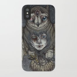 Ghosts in the Night iPhone Case