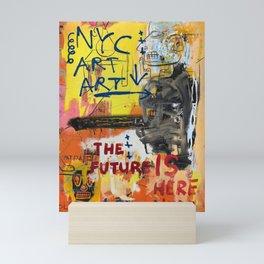 NYC Art Art Mini Art Print