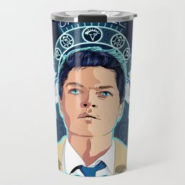 Castiel - Angel of the Lord Travel Mug
