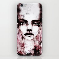 kenzo iPhone & iPod Skins featuring BLUR by Ismael Aguilar Bonet