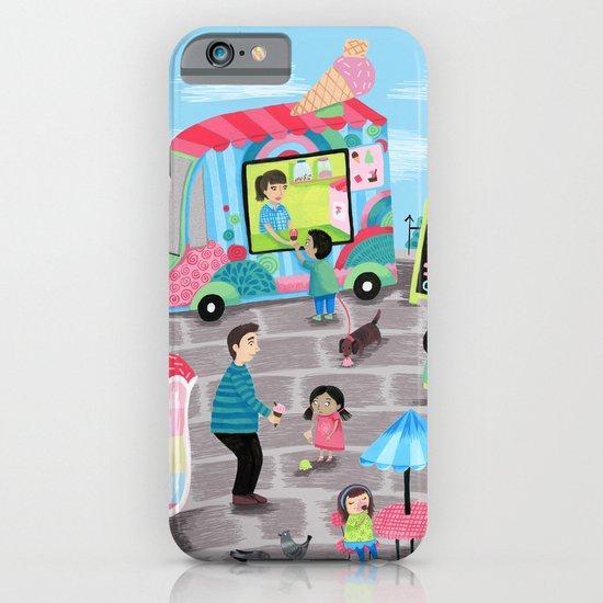 I Scream for Ice Cream iPhone & iPod Case