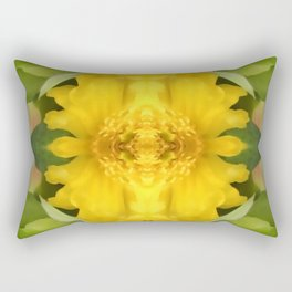 Freedom Flower Rectangular Pillow