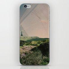 Sky Camping iPhone & iPod Skin