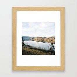 South Okanagan Framed Art Print