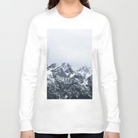 the national Long Sleeve T-shirts featuring Wenatchee National Forest by LUKE/MALLORY