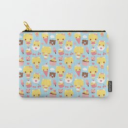 Sweet Pattern Carry-All Pouch