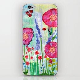 English Garden iPhone Skin