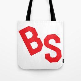 BS Tee Tote Bag