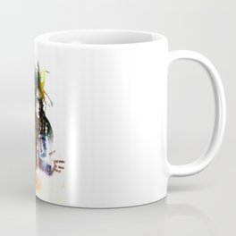 From hell - The feather astronaut Coffee Mug