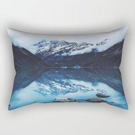 Glacial Lake Rectangular Pillow