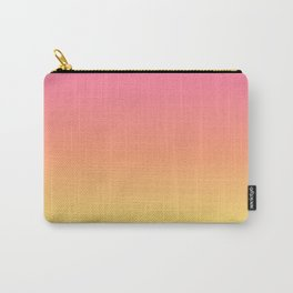 Bright Spring Gradient Carry-All Pouch