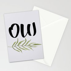 OUI Stationery Cards