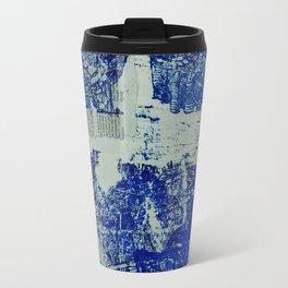 A Stone Hedgehog Travel Mug