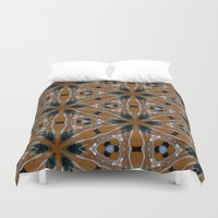 sushi Duvet Covers featuring Sushi by Awesome Palette
