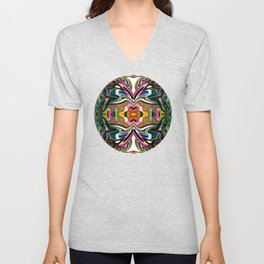 Under The Ocean With You - Rainbow Collection  Unisex V-Neck