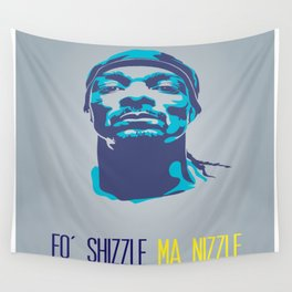 Snoop Dogg Poster Art Wall Tapestry