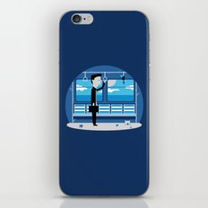 Dreaming of Holidays iPhone & iPod Skin