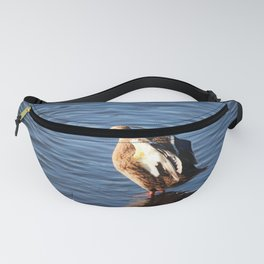 Wings Up Duck Fanny Pack