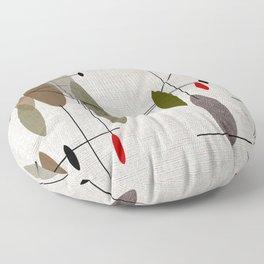 Hanging Orbs Floor Pillow