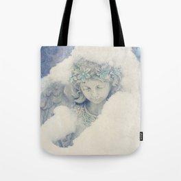 Icy Daydreams Tote Bag