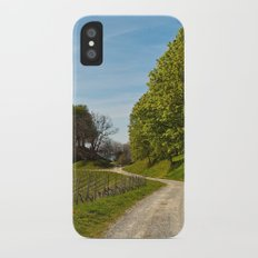 To Direct the Spell over the Blood iPhone X Slim Case