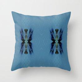Mosaic Tribal Throw Pillow