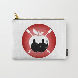 OUTLAW QUEEN (Red) Carry-All Pouch