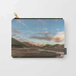 Landmannalaugar Carry-All Pouch