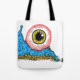 goopy [blue/yellow] Tote Bag