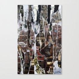 Mahogany/Monogamy Canvas Print