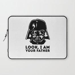LOOK, I AM YOUR FATHER Laptop Sleeve