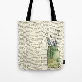 A Night In Tote Bag