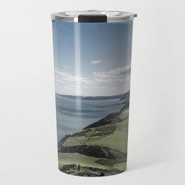 Mwnt Beach (Cardigan, Wales) Travel Mug
