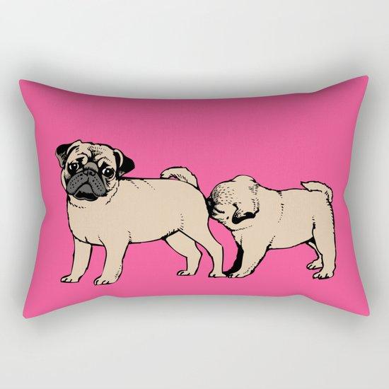 FOLLOW Rectangular Pillow